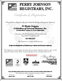 JHRhodes_ISO-Certificates